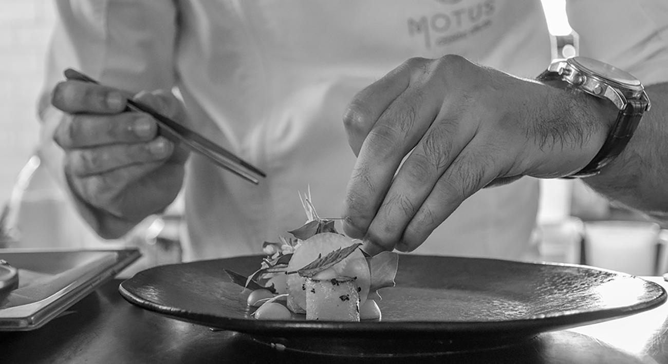 Restaurant Motus client TT