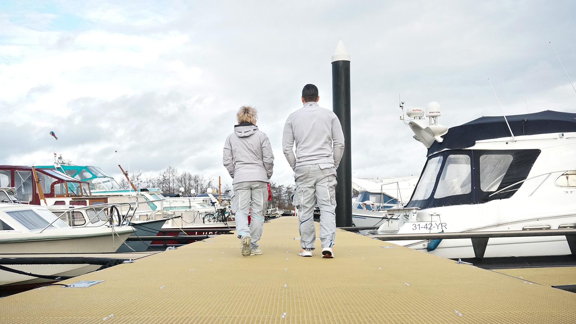 Roermond City Marina TeamTuesday client